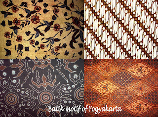 Batik from Solo and Yogyakarta - Kinds of Indonesian Batik