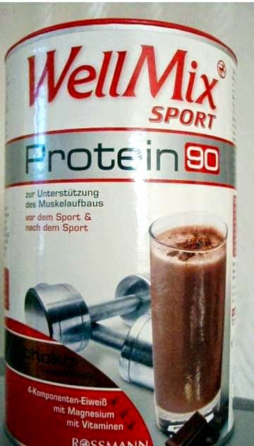 Well Mix Sport Protein 90