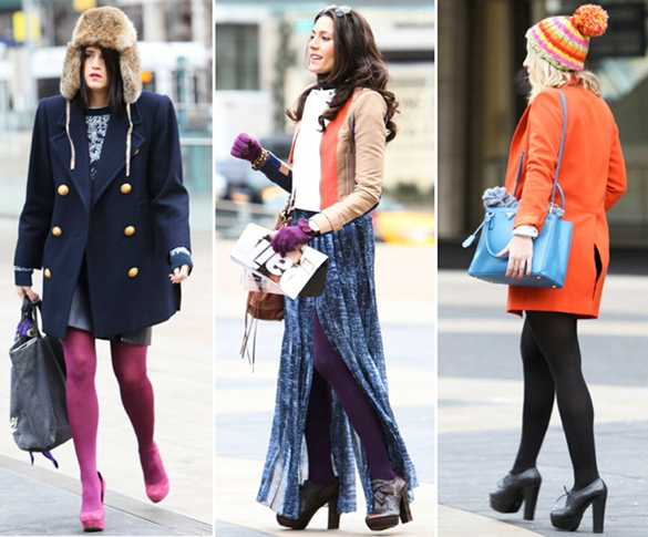 outfits color moda