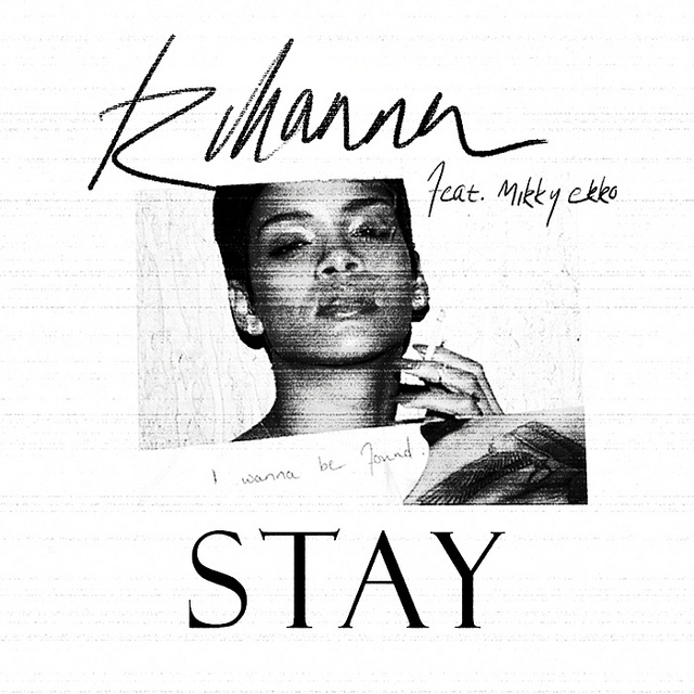 Piano piano tabs to stay by rihanna : Stay Rihanna Mikky Ekko Piano Chords