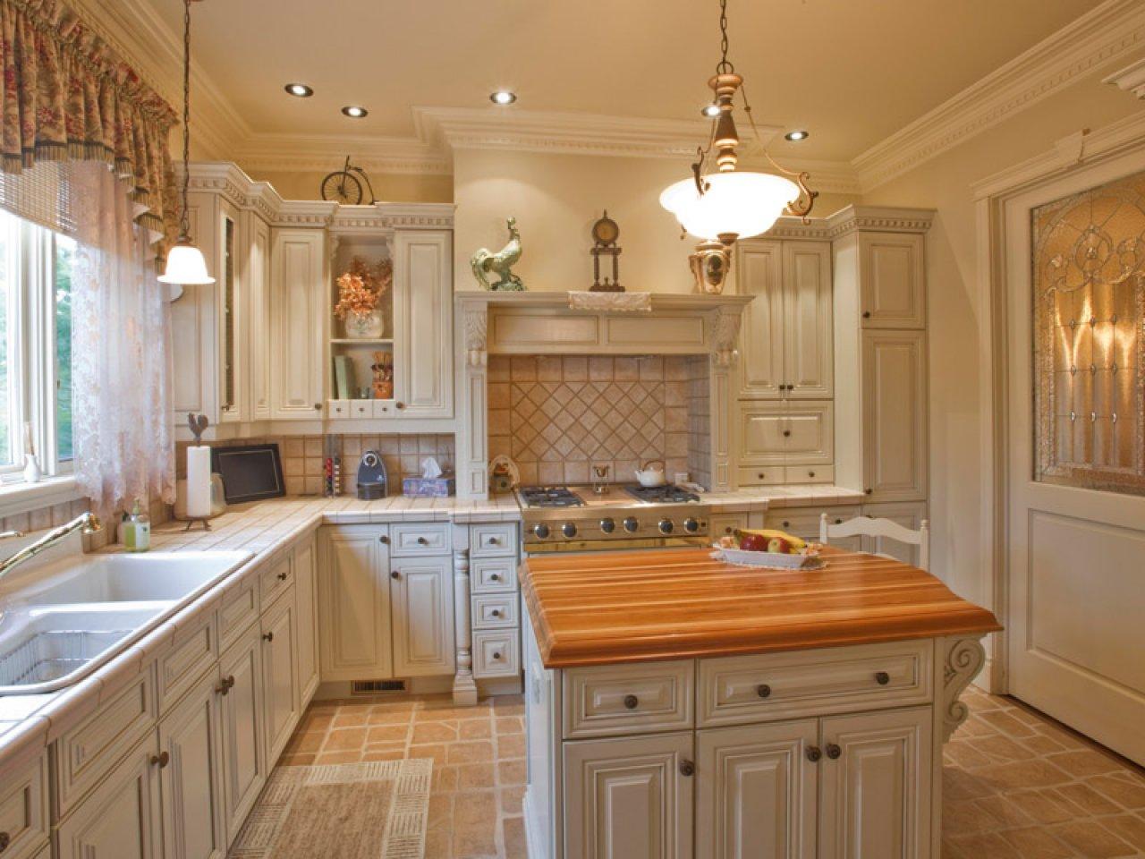 Architecture decoration design cuisine for La cuisine classique