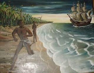 le chemin des esclaves