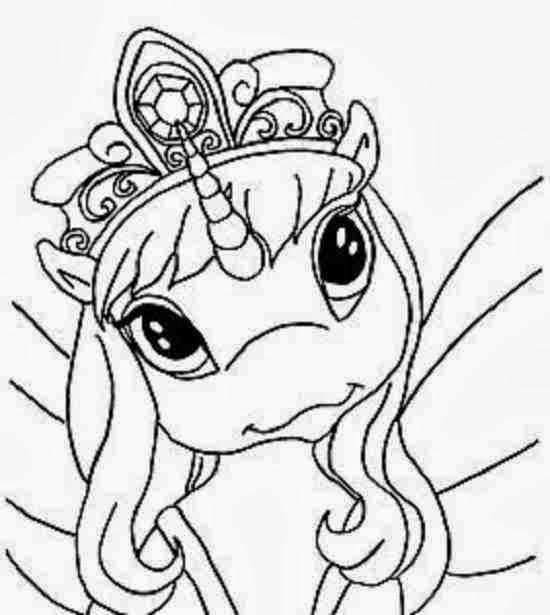 ausmalbilder filly pferd kostenlos  imagui