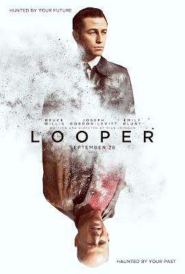 Looper 2012 film movie poster