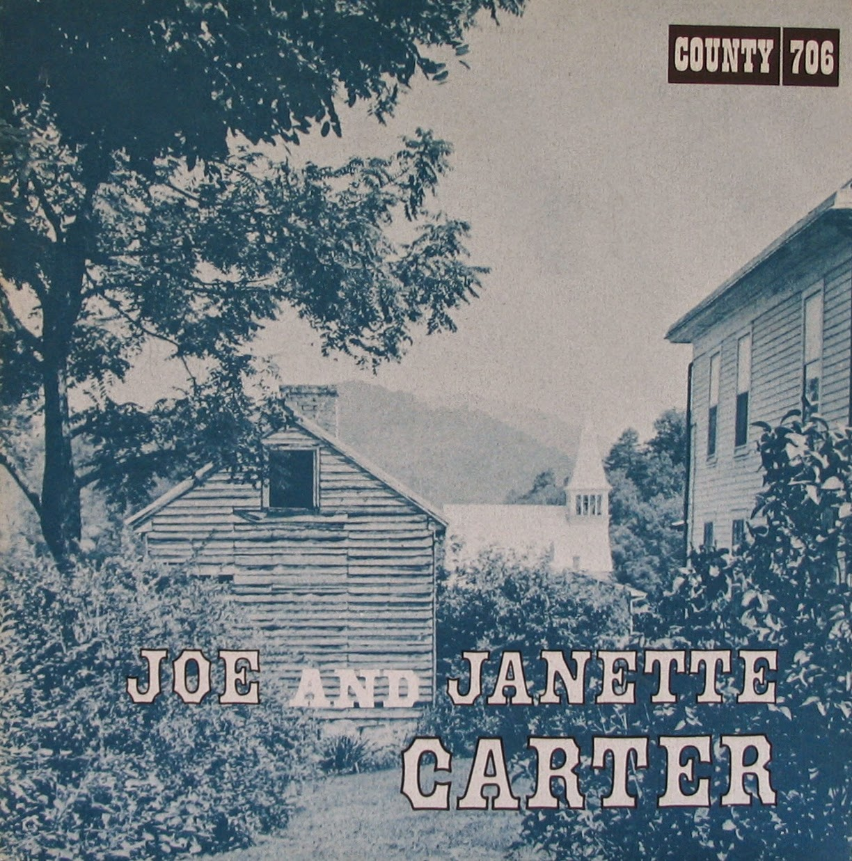 Janette Carter - J. E. Mainer - Johnny Doesn't Live Here Anymore - I'm Missing You