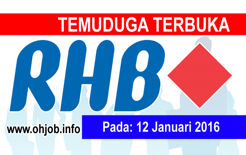 Jawatan Kerja Kosong RHB Banking Group logo www.ohjob.info januari 2016