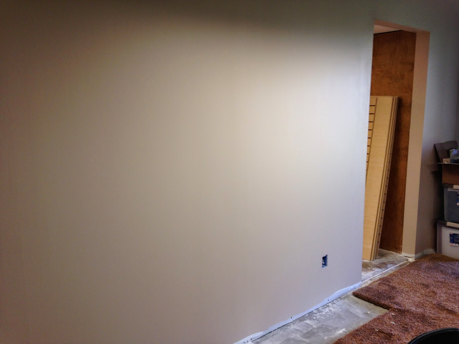 Christi S Creative Crew Remodel Update And A Card Of Course