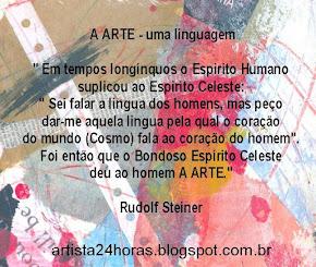 Arte - uma linguagem