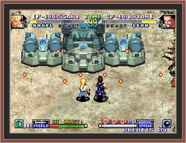 Shock Trooper 2nd Squad GamePlay Screen Shot No.3