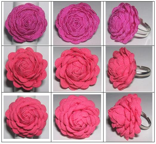 Imagenes De Flores En Cinta - Fiorella Flores en tela