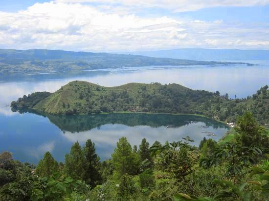 Legend Story of Lake Toba