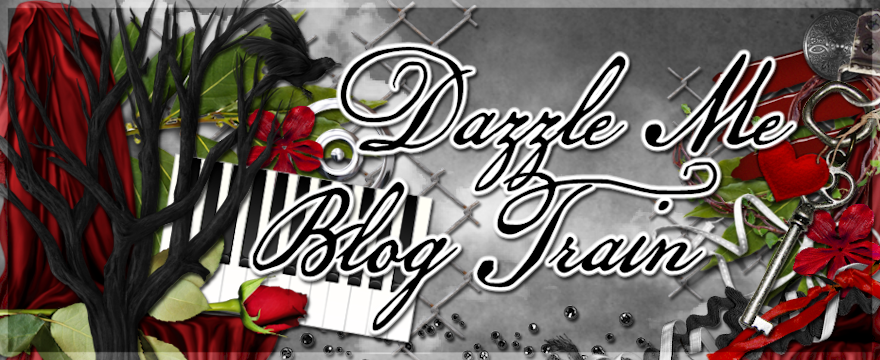 Dazzle Me Blog Train