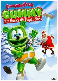 Download Filme Gummy: Em Busca do Papai Noel DVDRip Dublado