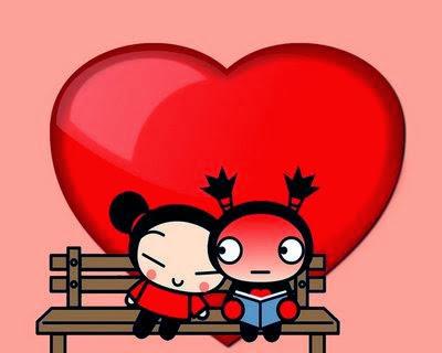 Pucca corazones