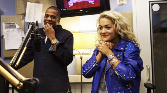 Rita Ora sues Roc Nation to terminate contract.