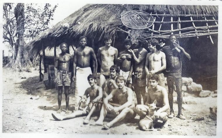 Convívio com os nativos