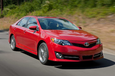 Camry Reinvented for 2012