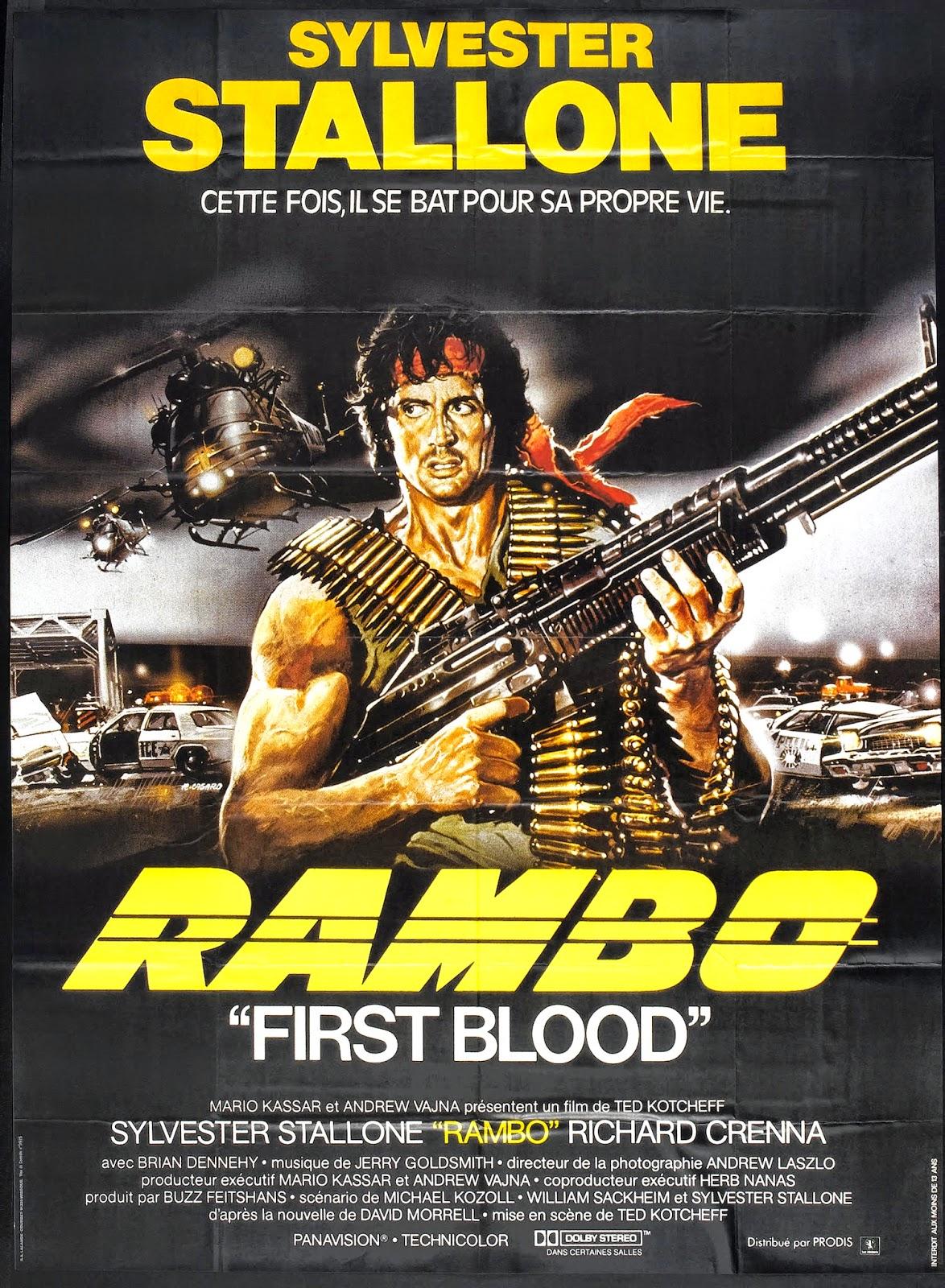 Рамбо: Първа Кръв