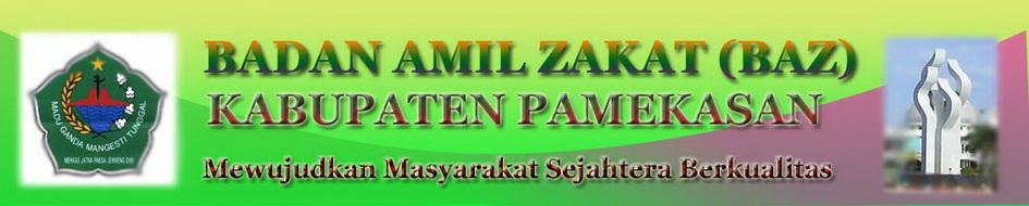 BADAN AMIL ZAKAT (BAZ) PAMEKASAN