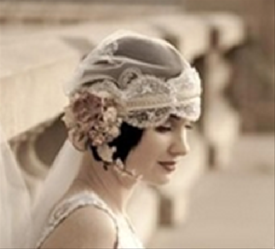Bride Headress