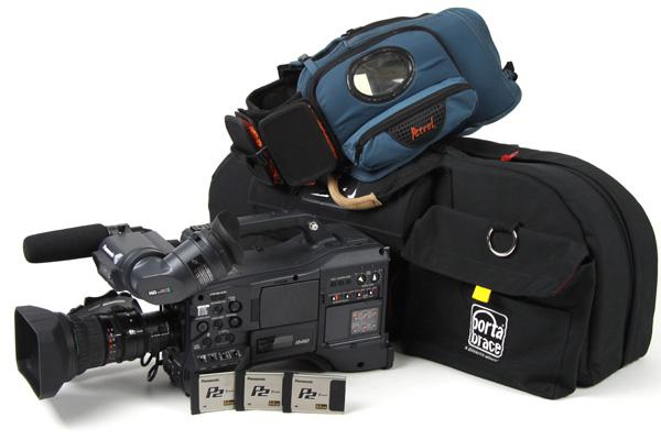 Cámara de ocasión Panasonic AG-HPX301 + Kit