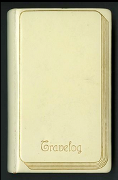 the cover of the Travelog for this South American Expedition