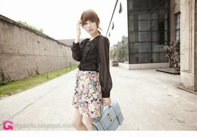1 Zheng Lu - Mystery Figure- very cute asian girl-girlcute4u.blogspot.com