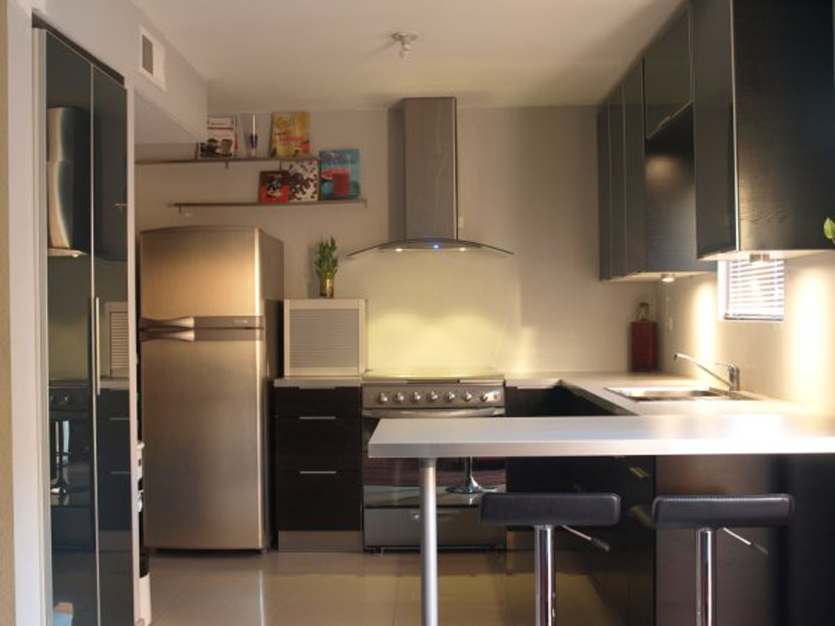 make your kitchen a chef's kitchen | home interior designs and