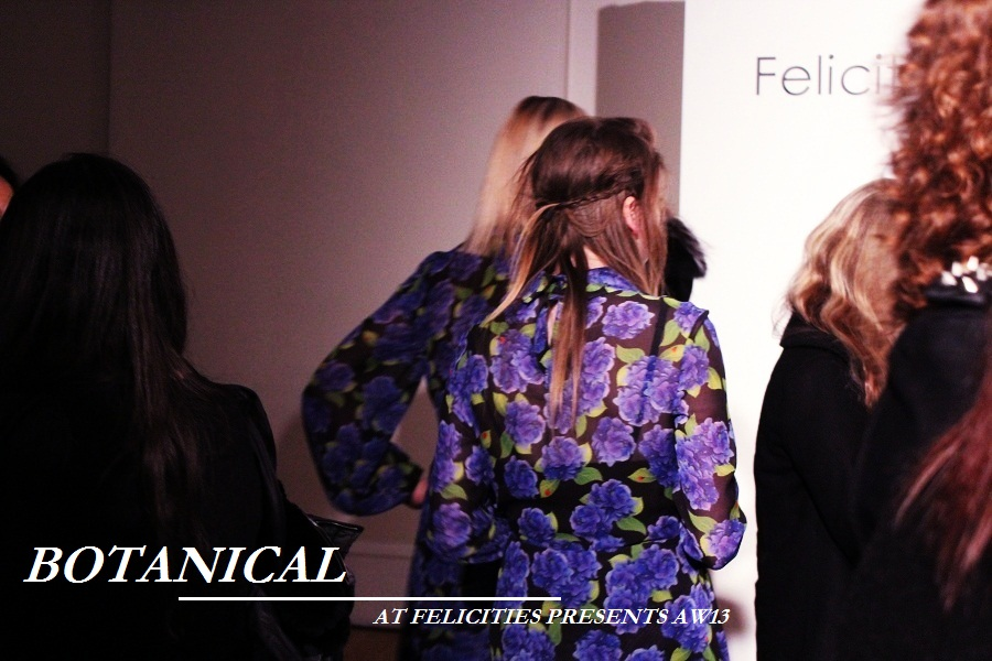london fashion week aw13