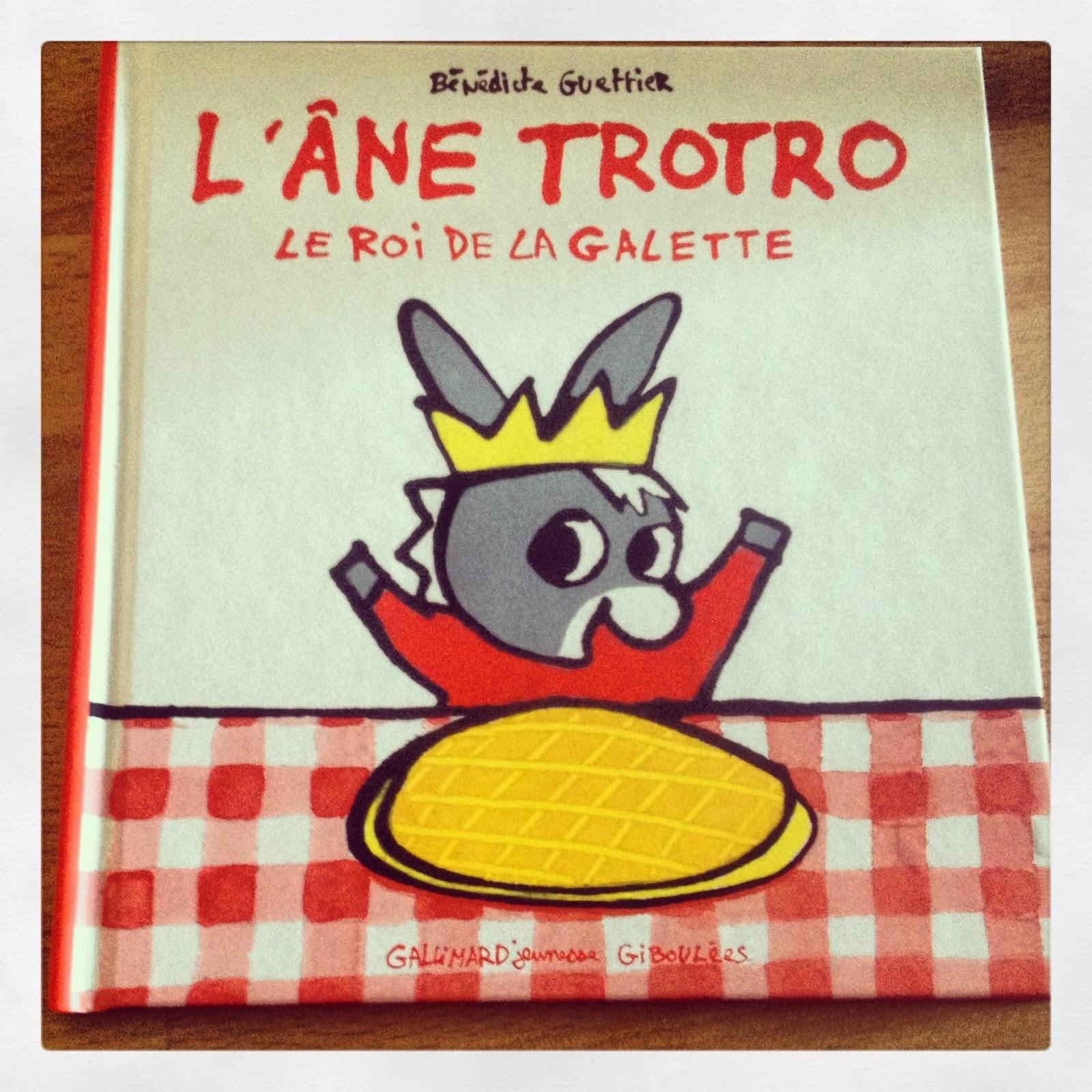 La Galette Des Rois Avec Trotro Miam Miam Album