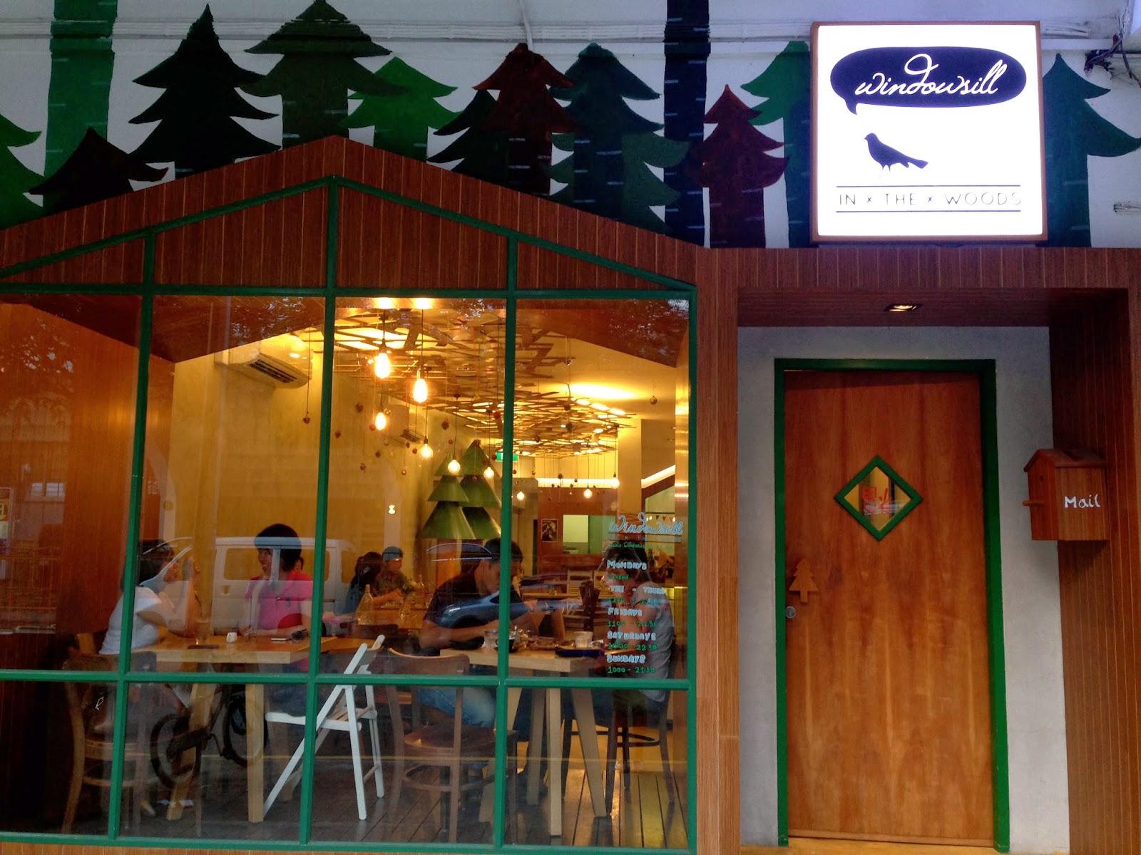 Windowsill in the Woods Jalan Besar