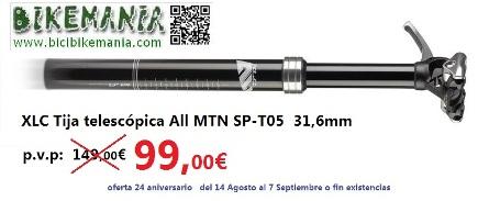 XLC Tija telescópica All MTN SP-T05
