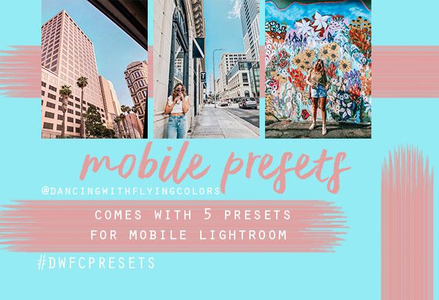 DWFC - Mobile Presets