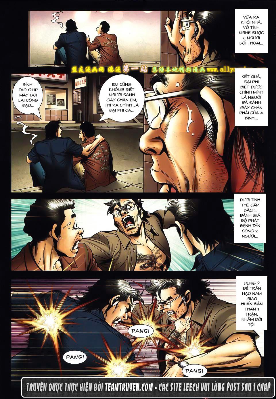 Người Trong Giang Hồ Chap 1546 - Next Chap 1547