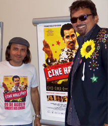 Cine Holliúdy - Halder Gomes e Falcão