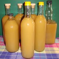 Finished Pineapple Vinegar