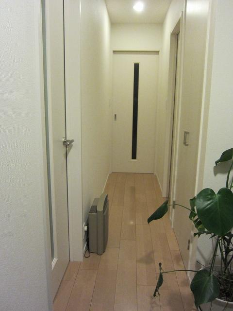 空気清浄機は玄関に設置して花粉対策