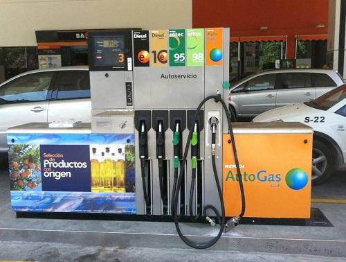 Más de 200.000 vehículos usarán autogás como combustible en 2017