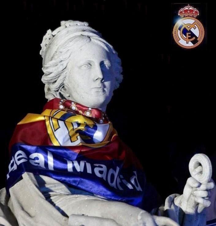 Forofa Doña Cibeles