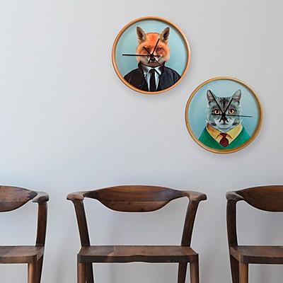 Reloj Retratos de Animales