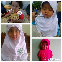 Our Little Star : Najmina Alifah Husna