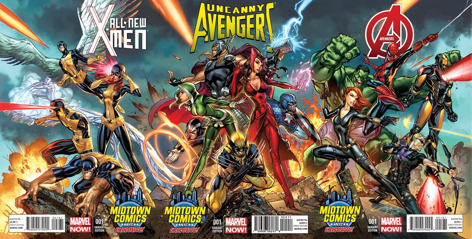Marvel now in italia il piano editoriale di panini comics
