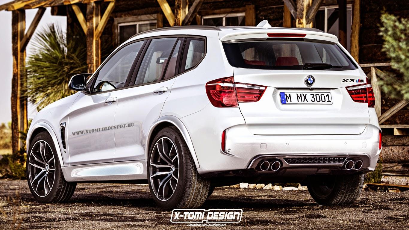 X-Tomi Design: BMW X3 M