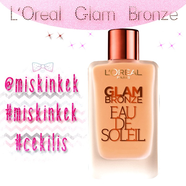 hediye-cekilisim-loreal-glam-bronze-fondoten-instagram