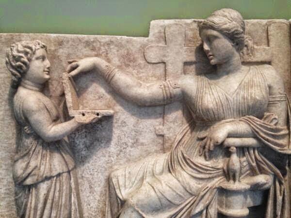 Takie tam, ze starożytnej Grecji...