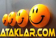 Satılık Ataklar Sitesi domaini. Ataklar.com