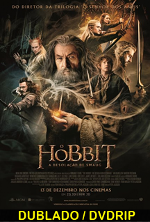 Assistir O Hobbit: A Desolação de Smaug Dublado 2013