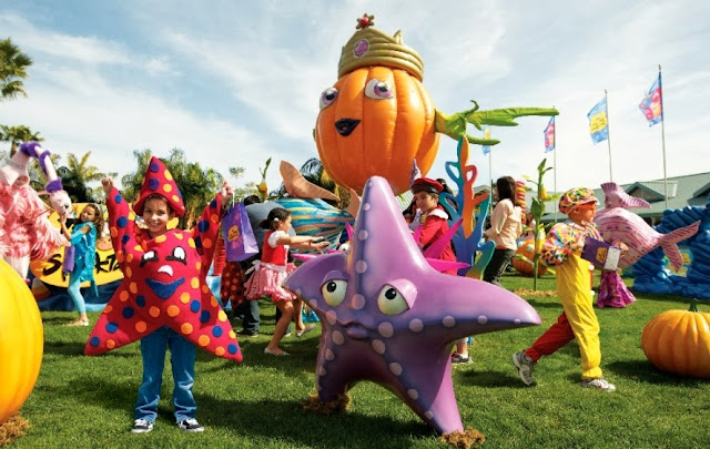 Halloween SeaWorld Orlando