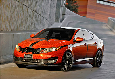 kia optima 2012 tuning