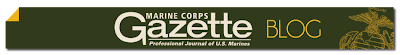 Marine Corps Gazette Blog
